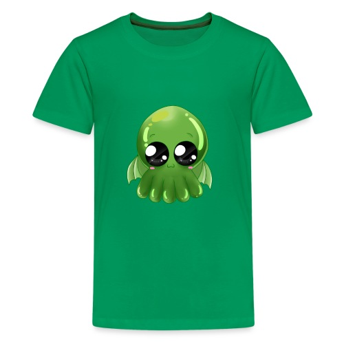 Super süßer Cthulhu - Teenager Premium T-Shirt