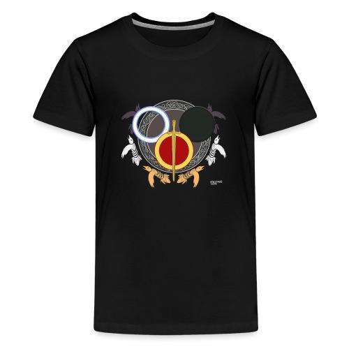 Le Cattedrali - Maglietta Premium per ragazzi