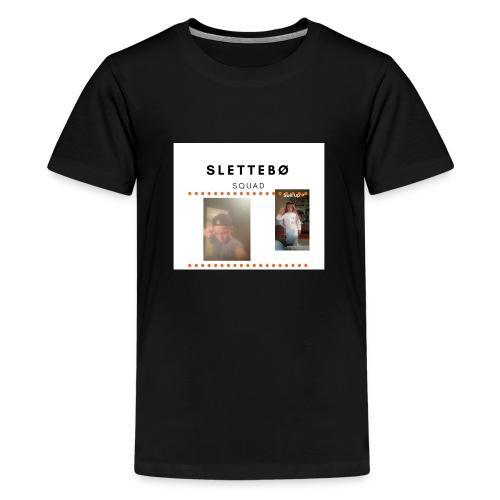 SQUAD - Premium T-skjorte for tenåringer