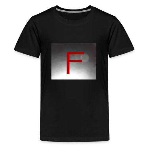 FireBallYT - Premium T-skjorte for tenåringer