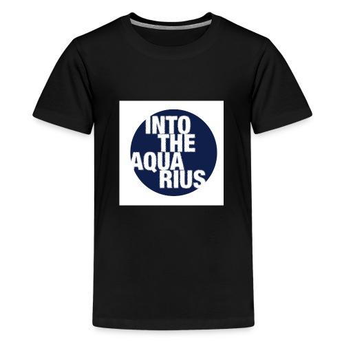 INTOTHEAQUARIUS - Maglietta Premium per ragazzi