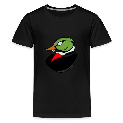 kUACK zAID - Camiseta premium adolescente