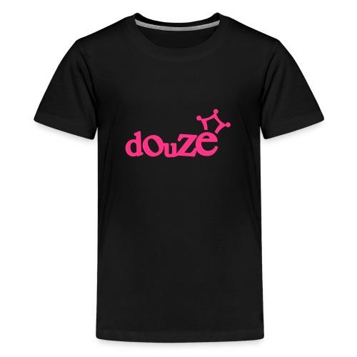 logo_douze - T-shirt Premium Ado
