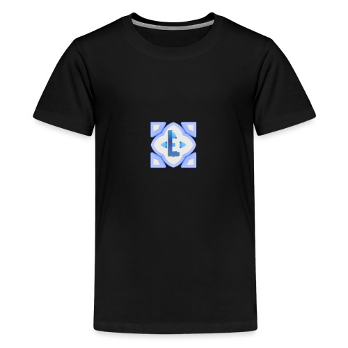 The lanije.com logo - Teenage Premium T-Shirt