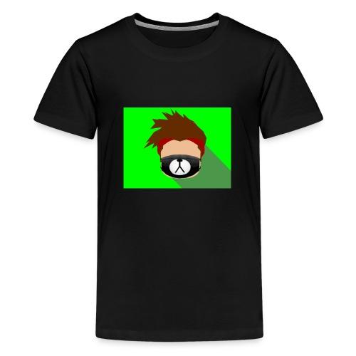 JazzyDexunut shop - Teenage Premium T-Shirt