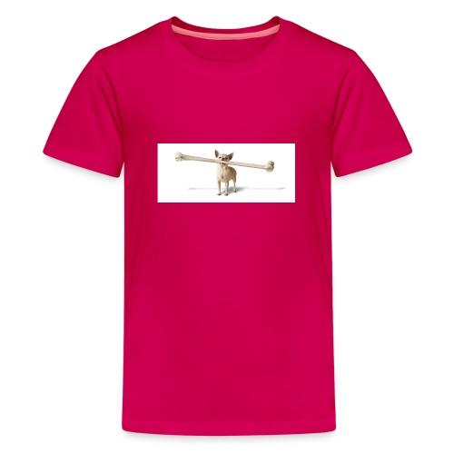 Tough Guy - Teenager Premium T-shirt