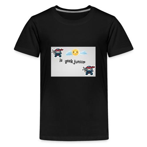 modele enfant - T-shirt Premium Ado