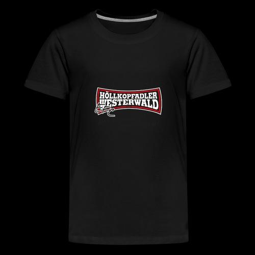 EFC Hoellkopfadler Westerwald - Teenager Premium T-Shirt