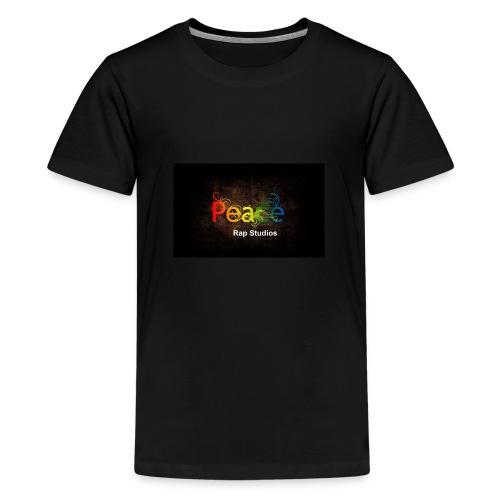 Peace Rap Studios - Teenager Premium T-Shirt