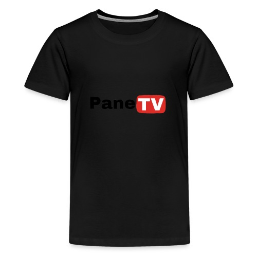 PaneTV - Teenager Premium T-Shirt