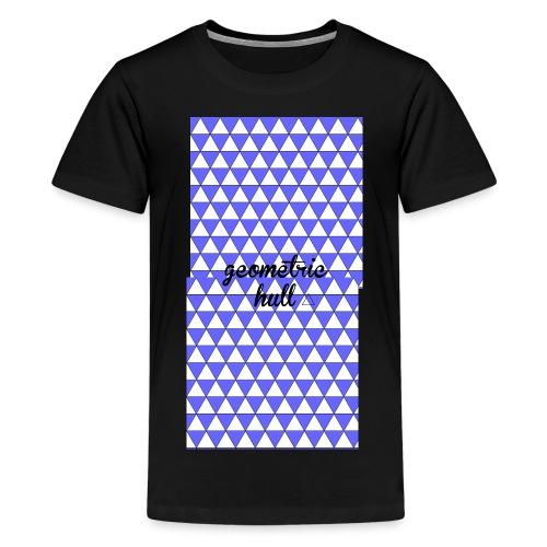 coque pour 4s (geometric hull) - T-shirt Premium Ado