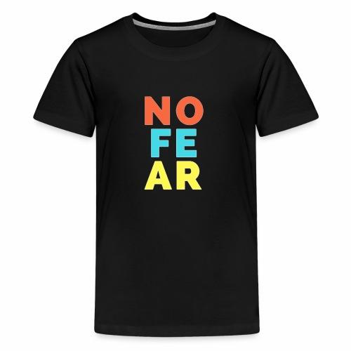 RS 6 NOFEAR - Camiseta premium adolescente
