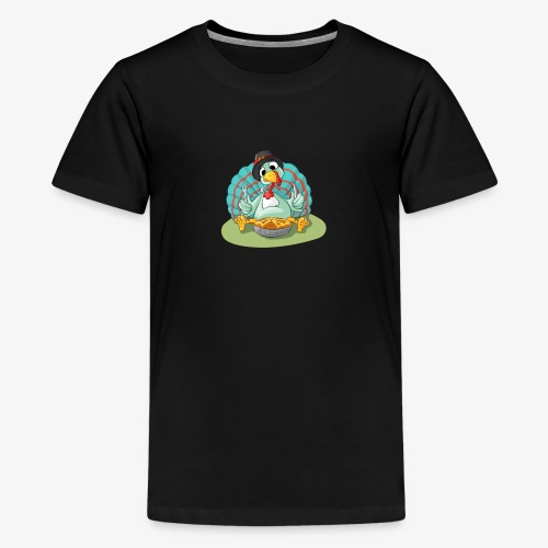 Dindon - T-shirt Premium Ado