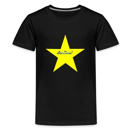 StarBorn - Premium-T-shirt tonåring