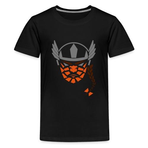 vrouwviking - Teenager Premium T-shirt