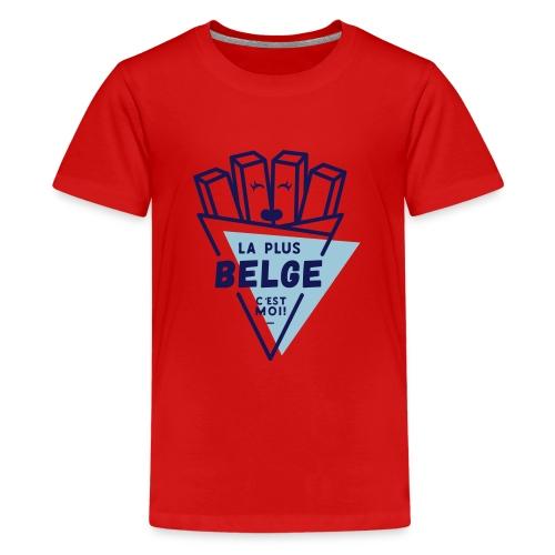 La+Belge - T-shirt Premium Ado