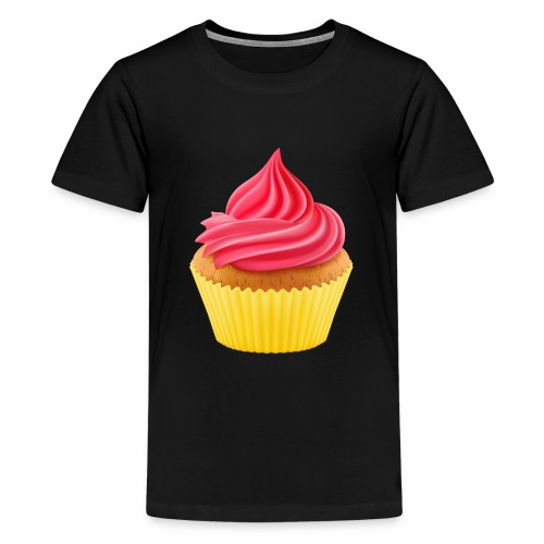 Cupcake - Teenager Premium T-Shirt