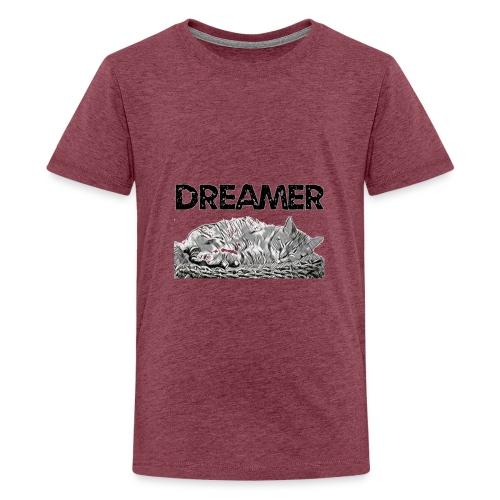 Dreamer - Maglietta Premium per ragazzi