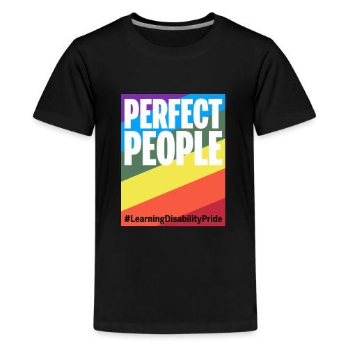 Perfect People - Teenage Premium T-Shirt