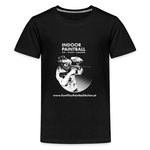 F4Y19 10 T Shirts light - Teenager Premium T-Shirt