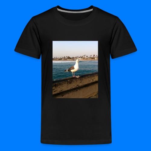 Gabbiano LA - Maglietta Premium per ragazzi