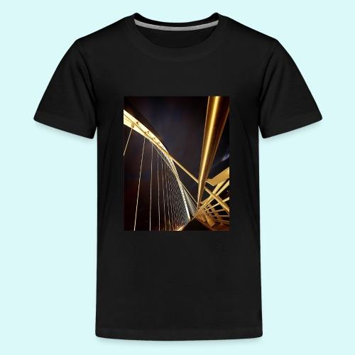 perspective - T-shirt Premium Ado