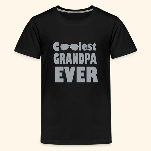 Nonno - Maglietta Premium per ragazzi