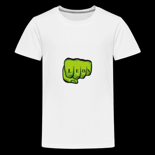 Leon Fist Merchandise - Teenage Premium T-Shirt