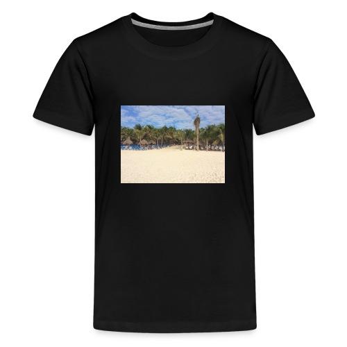 Strandweg - Teenager Premium T-Shirt