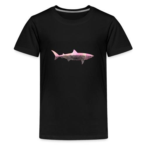 Shark attack - T-shirt Premium Ado