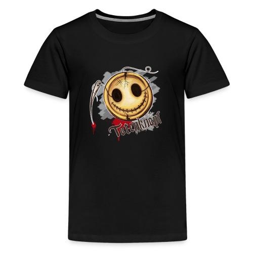 Totenknopf - Teenager Premium T-Shirt
