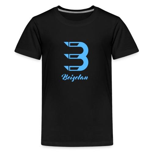boizclan - Premium-T-shirt tonåring