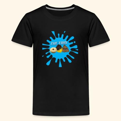 Official The Trio merchandise - Teenage Premium T-Shirt