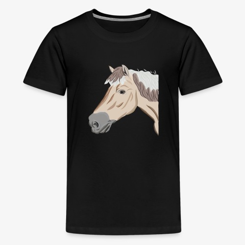 Fjord Pony - Teenager Premium T-Shirt