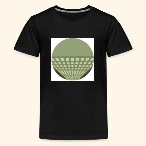 building1 - T-shirt Premium Ado
