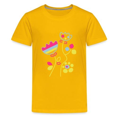 tulipani - Maglietta Premium per ragazzi