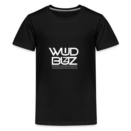 WUIDBUZZ | WB WUID | Unisex - Teenager Premium T-Shirt