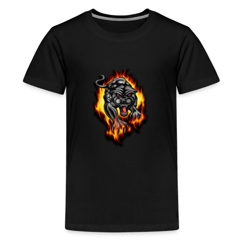 Panther - Teenage Premium T-Shirt