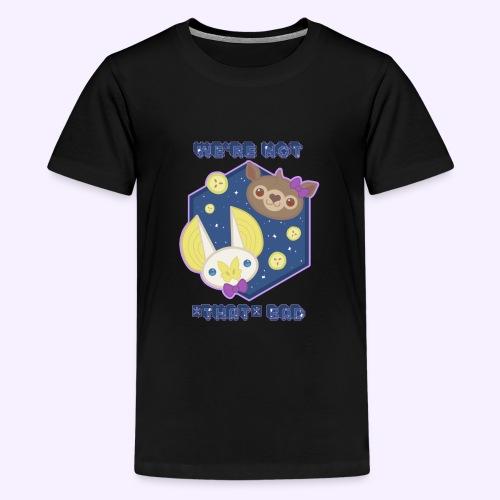 Night Doggos - Maglietta Premium per ragazzi