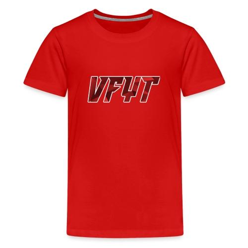 vfyt shirt - Teenager Premium T-shirt