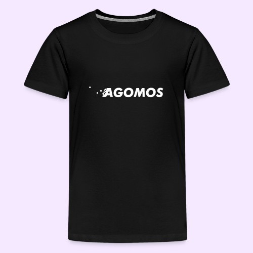 logo de la marque - T-shirt Premium Ado