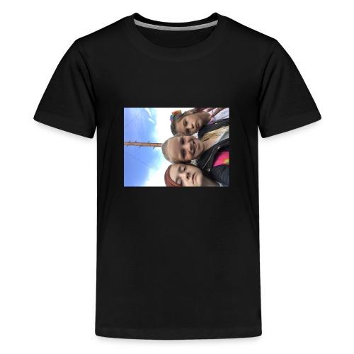 IMG 0917 - Teenage Premium T-Shirt
