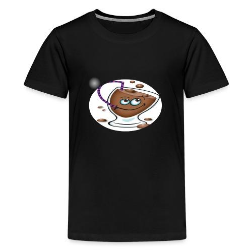chocolate - Teenager premium T-shirt