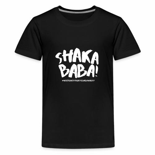 shaka - Teinien premium t-paita