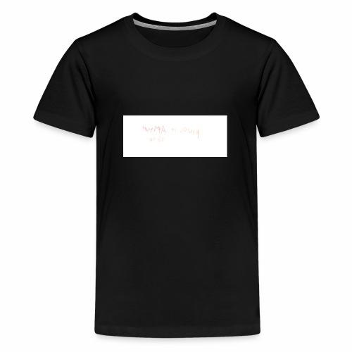 0 euro - Maglietta Premium per ragazzi