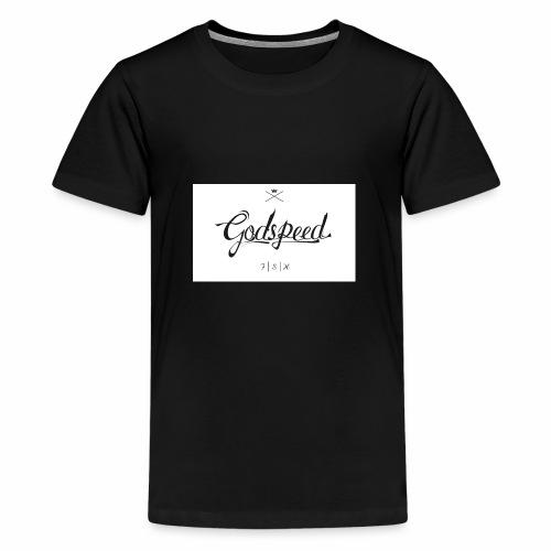 godspeed - Teinien premium t-paita