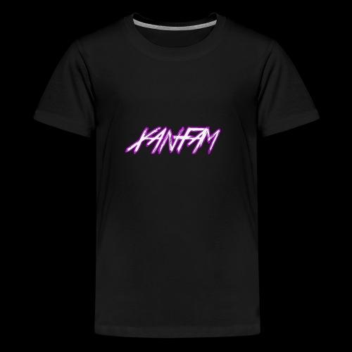XANFAM (FREE LOGO) - Teenager Premium T-Shirt