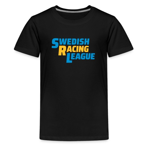 SRL utan GTS logo - Premium-T-shirt tonåring