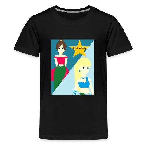 Langarmshirt - Die Swobbys - Teenager Premium T-Shirt