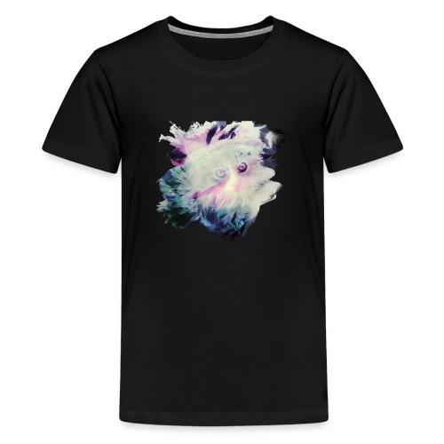 Cat spirit - T-shirt Premium Ado